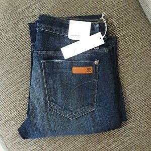 NWT JOE'S JEANS  HIGH WAIST THE ICON BOOTLEG